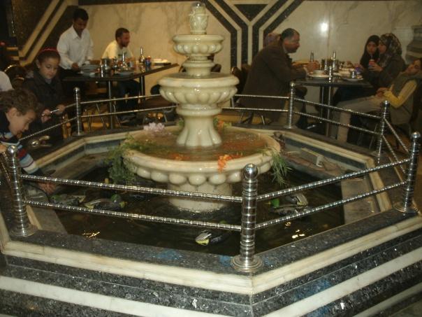 מסעדת אבו טארק המפורסמת, קהיר