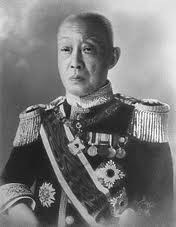 שר החוץ בפועל סאיונג'י קינמוצ'י- לא הצליח לרסן את הצבא