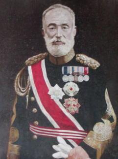 גיבור לאומי. גנרל נוֹגי מָרֶסוּקֶה