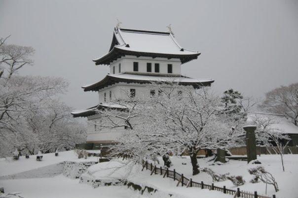 טירת מצומאה הוקאידו