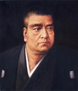 השר סייגו טקמורי - הנציג הבכיר ביותר של סאצומה בממשלה. ראש היועצים הקיסריים, פילדמרשל ומפקד משמר הקיסר