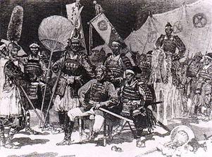חוסר יציבות כרונית. מרד הסמוראים הגדול ביפן המודרנית, 1877