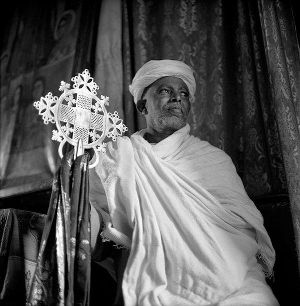 נזיר אתיופי באקסום