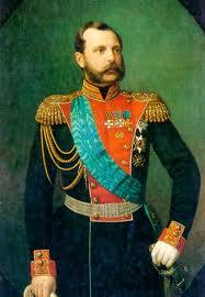 תמך בעמדתה של יפן - הצאר אלכסנדר השני