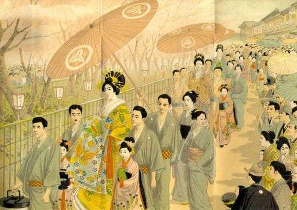 נהנות מהגנת הממשלה היפנית, או שלא? קורטיזנות ברובע יושיווארה