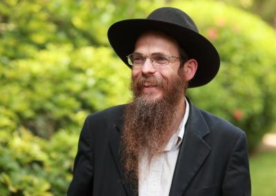 הרב יצחק שפירא - ברית שלום על ישראל
