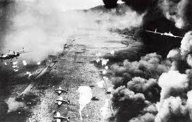 המלחמה האחרונה? הפצצות תבערה מעל יפן, מלחמת העולם השנייה