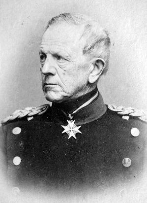 """מחלוקת על מהות המלחמה - הרמטכ""""ל הפרוסי גנרל הלמוט פון מולטקה"""