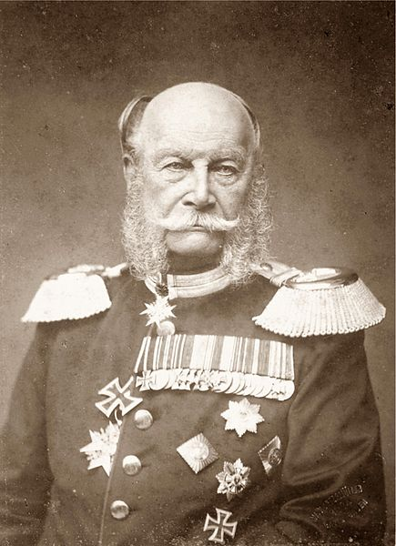 קשה להיות קיסר תחת שלטונו של ביסמרק - מלך פרוסיה וילהלם הראשון