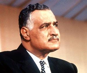 לא מוסלמי, עובד אלילים - נשיא מצרים גמאל עבד א-נאצר