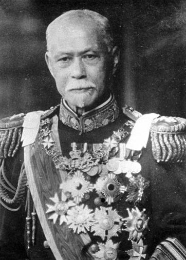 חמד את תפקיד ראש הממשלה - אדמירל יממוטו גונבה