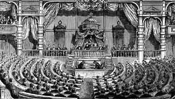 הפרלמנט הקיסרי היפני - לא מקום רגוע