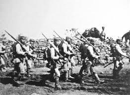 להתקלח? מה פתאום. חיילים במלחמת רוסיה-יפן