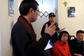 """אין קשר לעלייתה של סין - נוצרים פרוטסטנטים ב""""כנסייה ביתית"""""""