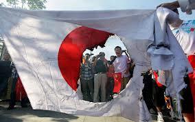 זועמים על יפן - הפגנות אנטי-יפניות בסין