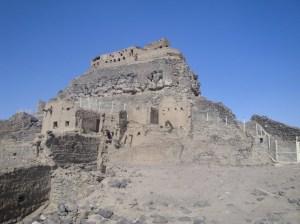 המצודה העתיקה בח'ייבר