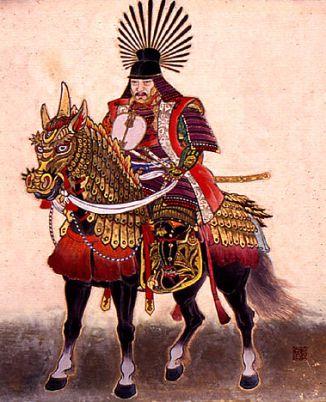 טויוטומי הידיושי - (1537-1598)