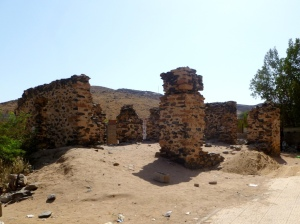 הסכם אי התקפה לעשר שנים: חורבות המסגד העתיק בחודייביה