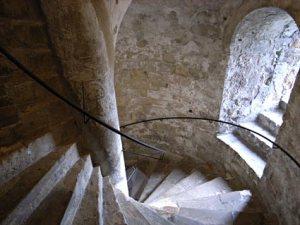 מדרגות לולייניות