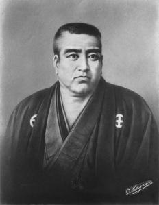 איש מוזר ומלא סתירות: סייגו טקמורי
