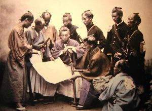 התחשבו בשיקולים פרגמטיים: סמוראים מההאן של סאצומה בשלהי תקופת טוקוגאווה
