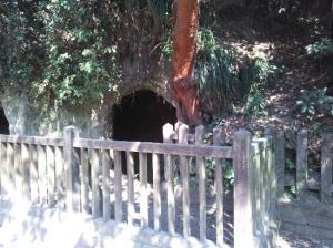 המערה של סייגו, קגושימה