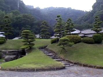 איסו טייאן: הגן היפני של משפחת שימאזו