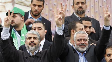 אין להם שום סיבה לוותר - מנהיגי חמאס