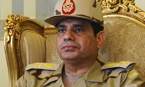 תיווך לא קיים: נשיא מצרים עבד א-פתאח סיסי