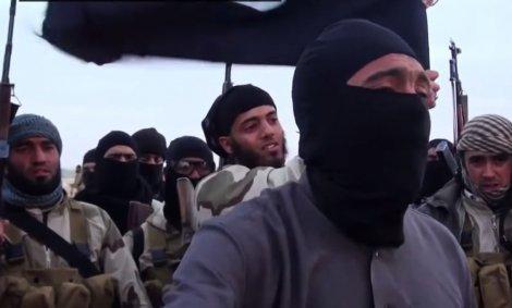 """שיתוף פעולה נגד אויב משותף: לוחמי דאע""""ש"""