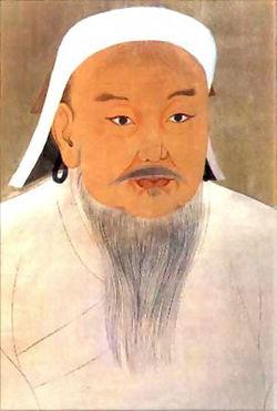 אימה צרופה ופלורליזם: ג'ינג'יס חאן, מייסד האימפריה המונגולית
