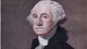 החלטותיו לא היו מונעות את המסע לירח: ג'ורג' וושינגטון