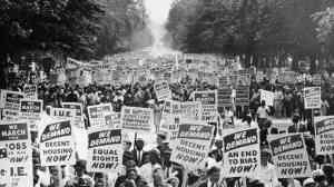 מטרות תחומות ומדידות - המצעד על וושינגטון של התנועה לזכויות האזרח, 1963