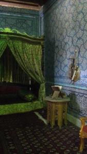 חדרו של הח'אן בארמון הפנימי