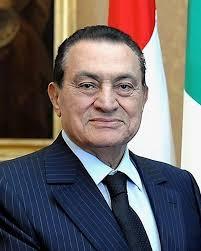לא הניע את השריר התפוס - נשיא מצרים חוסני מובארק