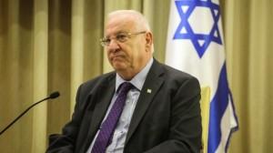 תומך באיזרוח הפלסטינים - נשיא המדינה ראובן ריבלין