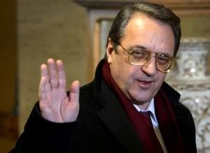 אדריכל המדיניות הרוסית בסוריה: סגן שר החוץ מיכאיל בוגדאנוב