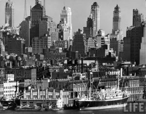 ניו יורק בשנות החמישים