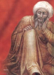 תיאורטיקן חשוב של ג'יהאד - הפילוסוף אבן רושד