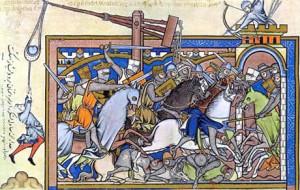 מותר להרוג אזרחים כנזק קולטרלי - מצור בימי הבינים