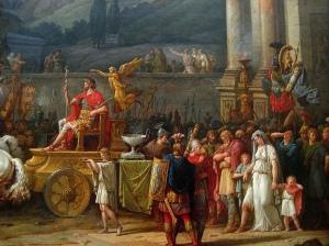 טריומפף - מצעד ניצחון רומאי
