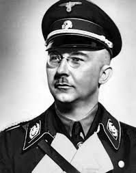 No breaks Himmler