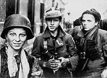 Warsaw - boy scouts