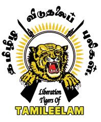Tamil Tiger symbol