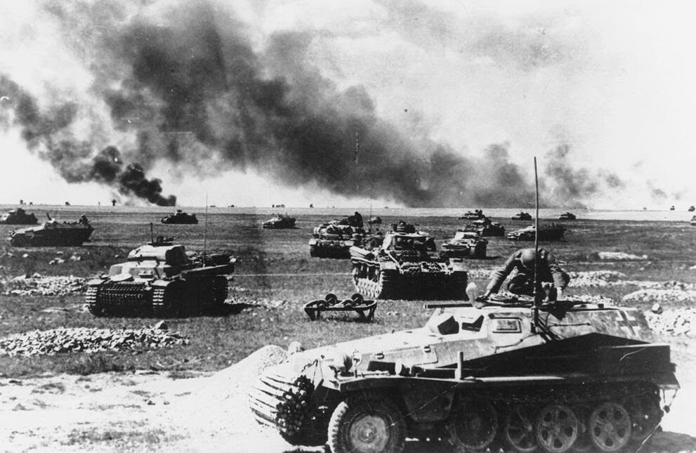 Blitzed - tanks