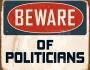 בשבחם של פוליטיקאים: טור אורח מאת נדבשנרב